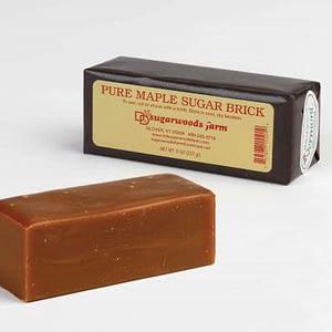 Vermont maple bricks - D&D Sugarwoods Farm - Glover, Vermont