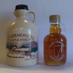 Vermont Maple Syrup - D&D Sugarwoods Farm - Glover, Vermont