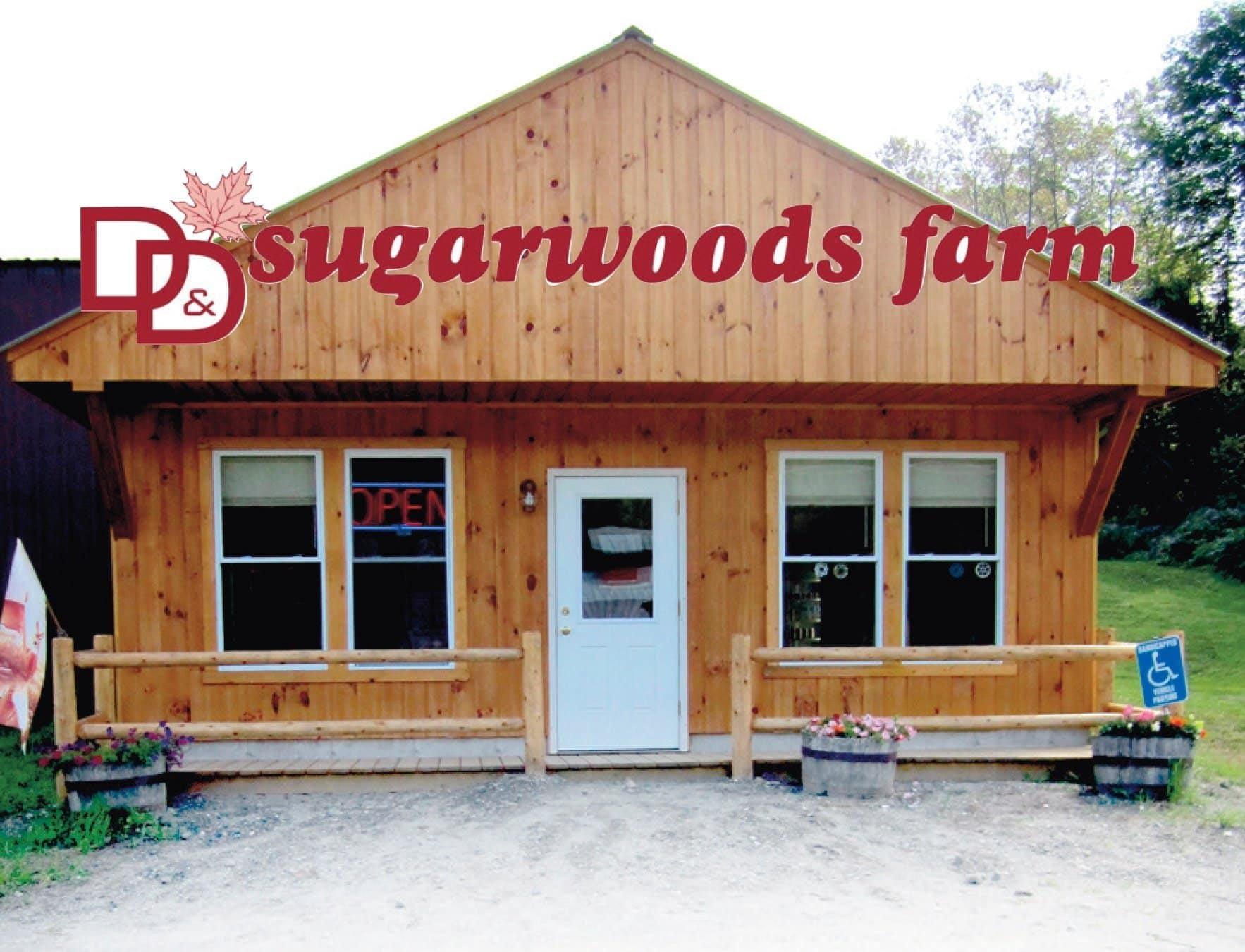 D&D Sugarwoods Farm - Glover Vermont