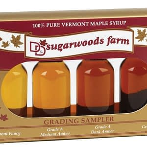 Vermont Maple Syrup Samples - D&D Sugarwoods Farm - Glover, Vermont