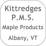 Kittredges P.M.S. Maple Products